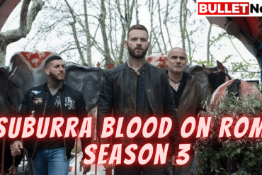 Suburra Blood On Rome Season 3