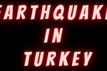 earthquake in turkey