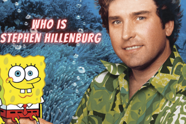 WHO IS STEPHEN HILLENBURG