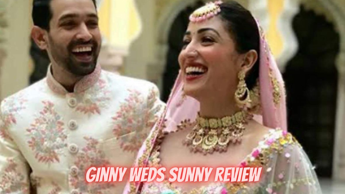 Ginny Weds Sunny Review
