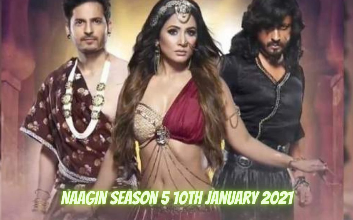 Naagin Season 5 10th January 2021