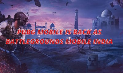 PUBG Mobile Is Back as Battlegrounds Mobile India