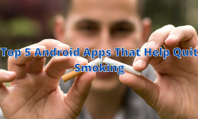 Top 5 Android Apps That Help Quit Smoking
