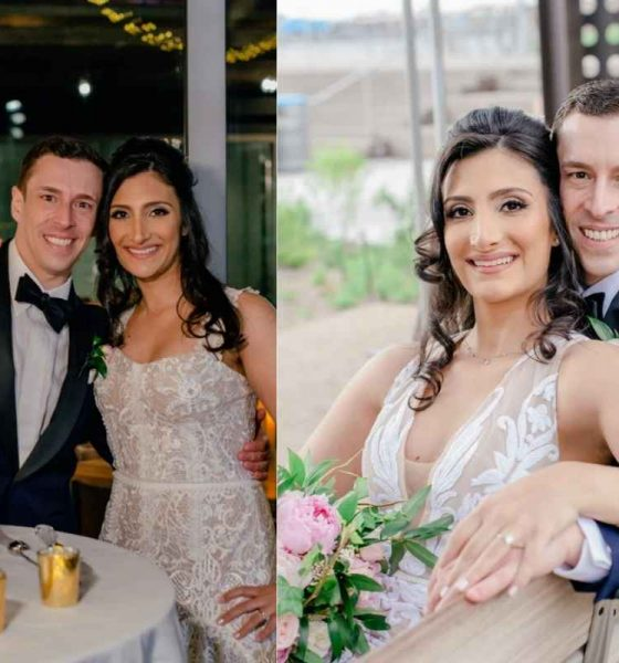 'Big Brother' Fan Favorite Eric Stein Marries his longtime Love, Marissa Nardi, in New York City.