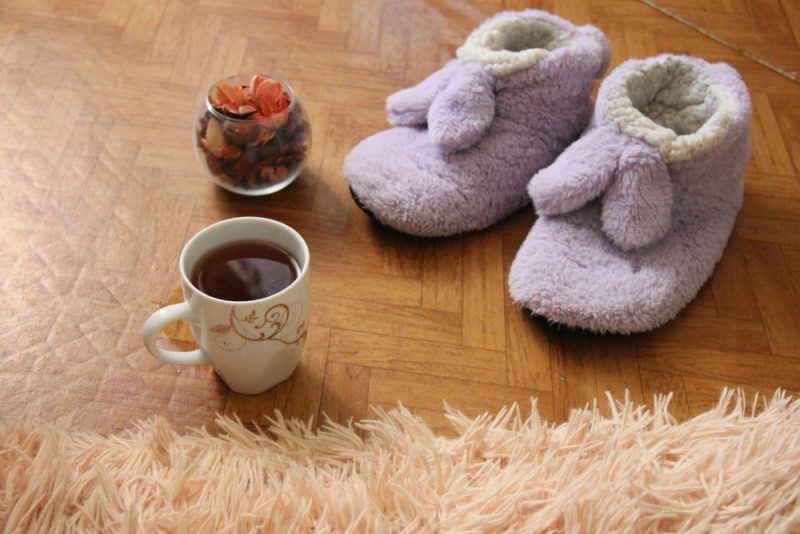 Warming Slippers