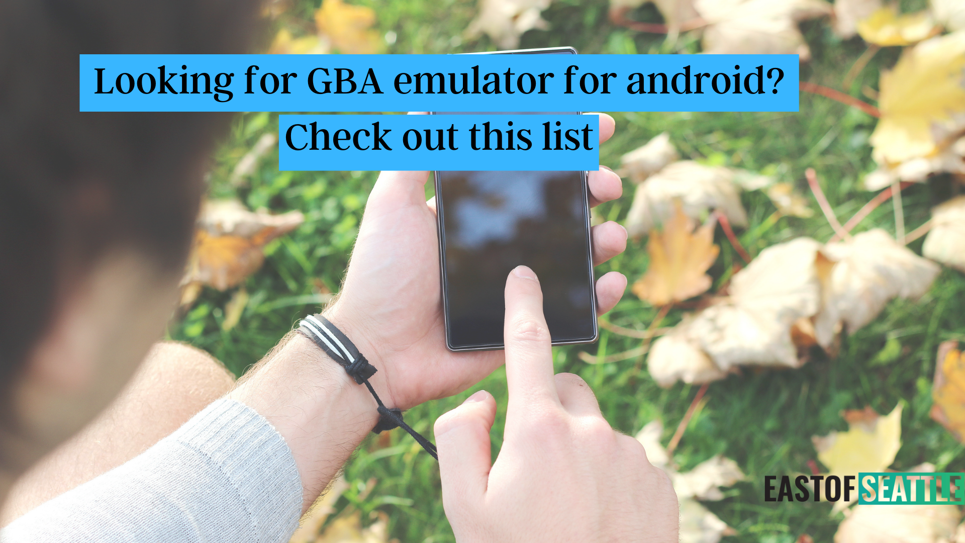 Looking for GBA emulator for android? Check out this list