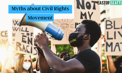 Myths about Civil Rights Movement