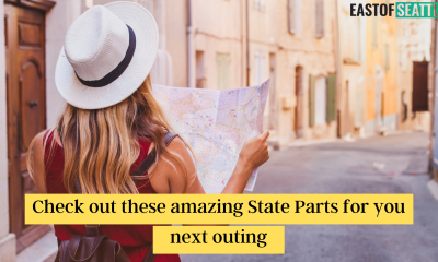 Check out these amazing State Parts for you next outing