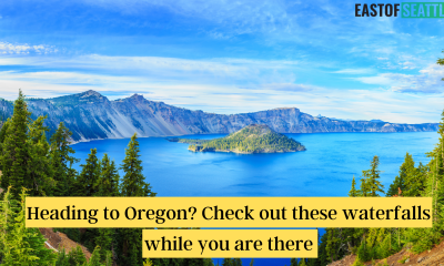 Heading to Oregon? Check out these waterfalls while you are there