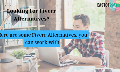 Entertainment Looking for Fiverr alternatives? Here are some