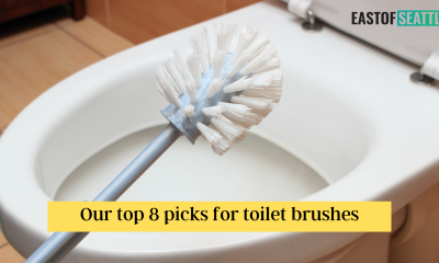 Our top 8 picks for toilet brushes