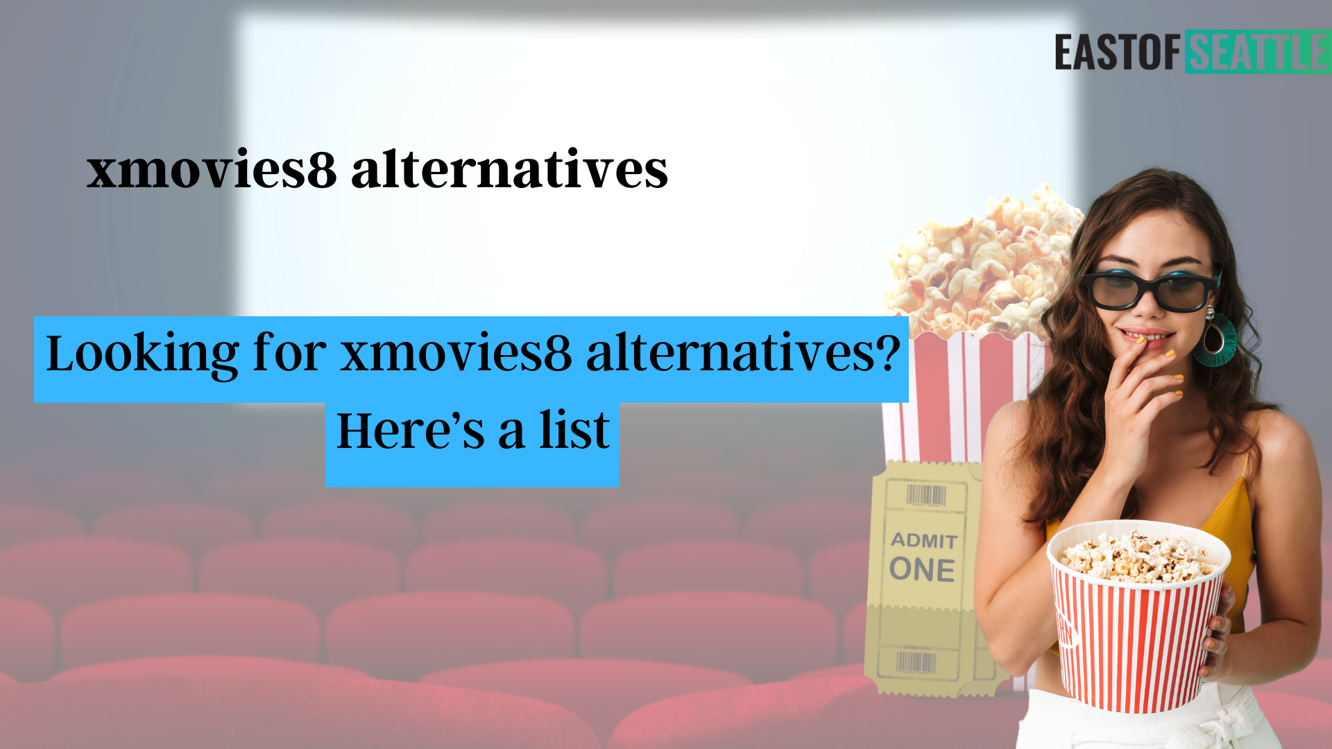 Looking for xmovies8 alternatives? Here's a list