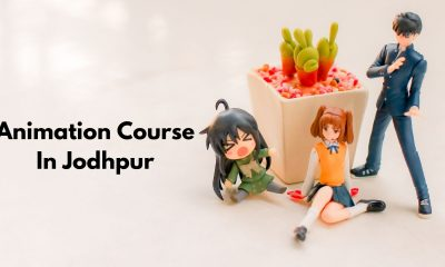 Planning to join animation course in Jodhpur? Here's everything you need to know
