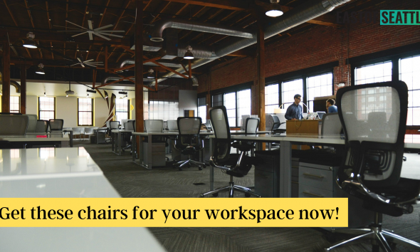 Get these chairs for your workspace now!