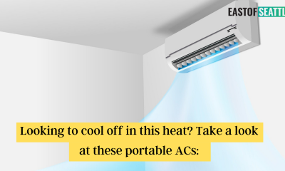 Looking to cool off in this heat? Take a look at these portable ACs:
